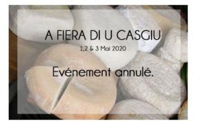 ANNULAMENTU DI A FIERA 2020